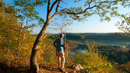Connecticut is overflowing with beautiful hiking trails
