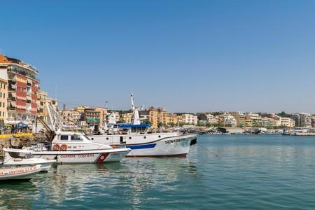 Anzio. Italy