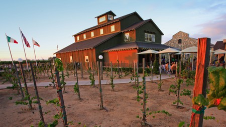 Southern California boasts its fair share of stunning and unique vineyards