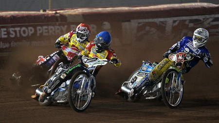 When visiting Poole, check out its motorcycle speedway team, the Poole Pirates