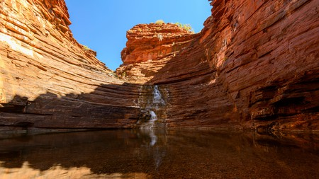 Pilbara is one of WA's most impressive regions, and home to the Karijini National Park
