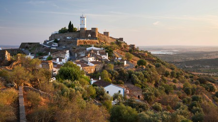 The region of Alentejo boasts a rugged coastline, a nature-rich countryside and charming traditional villages