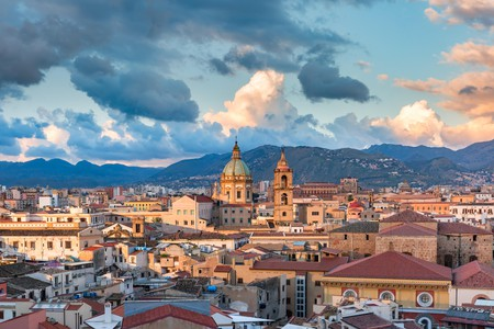 Sicilian towns like Palermo offer a great diversity of ancient heritage, natural beauty and delectable cuisine