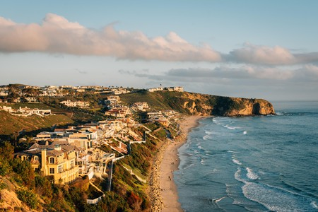 Dana Point is one of many stunning parts of Orange County, California