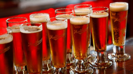The Malthouse is all about beer and offers something to suit every taste