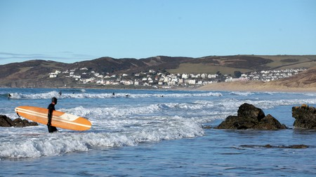Devon's beaches offer the best waves for every level of surfer