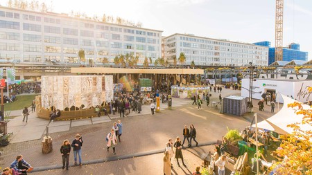 A vibrant city and a hub for design, Eindhoven should be on any creative enthusiast's list of cities to visit