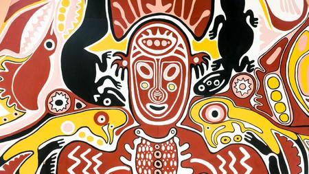 Papua New Guinea has a thriving art scene