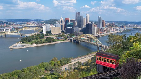 Pittsburgh is full of fantastic things to see and do, including the Duquesne Incline funicular