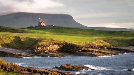 Mullaghmore is an excellent spot for surfing