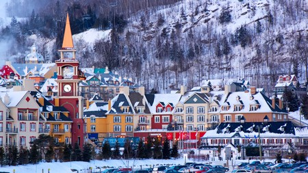 When you visit Tremblant, Quebec, you'll find yourself immersed in French Canada