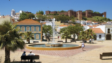 Once the regional capital of the Algarve, Silves is brimming with history and culture