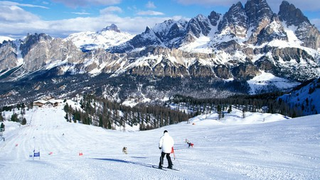 Along with Milan, Cortina d'Ampezzo will be hosting the 2026 Winter Olympics