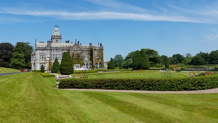 Adare Manor, a former manor house in the village of Adare, a beautiful spot ideal for a day out from Limerick