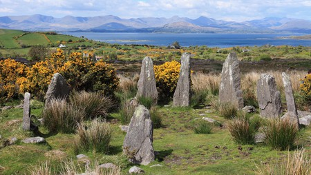 The Ardgroom Stone Circle in County Cork is one of the top prehistoric sites to check out in Ireland