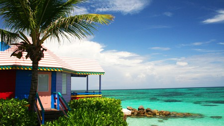 Compass Point Beach Resort is one of the best places to stay in the Bahamas