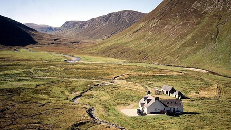 Spend some time in the dreamy Scottish Highlands by staying overnight at an idyllic hotel or lodge