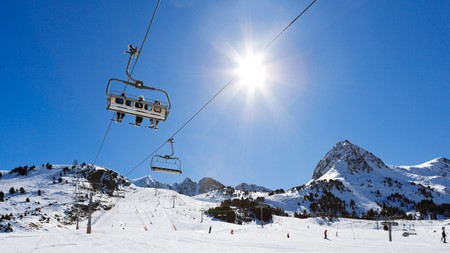 Skiing is one of the main reasons millions of visitors flock to Andorra each year