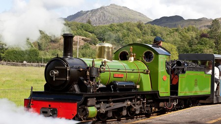 The Ravenglass and Eskdale Steam Railway is one of the top family-friendly attractions in the Lake District