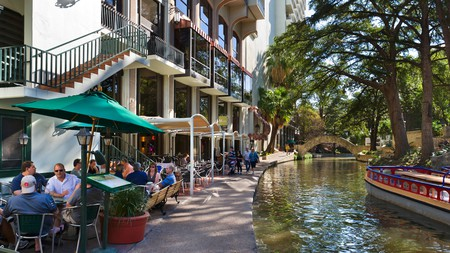 San Antonio is famous for its Mexican food, but there's so much more on offer in this diverse foodie city