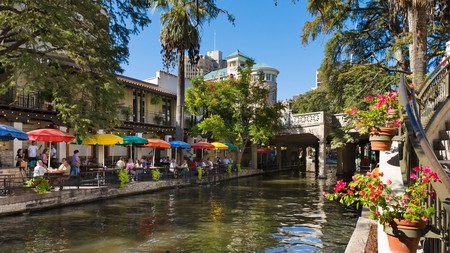 San Antonio, Texas, is a fantastic city for dining out