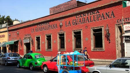 Mexico City is home to hundreds of cantinas