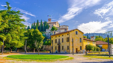 Brescia, Italy, has many historical locations and monuments that are well worth a visit