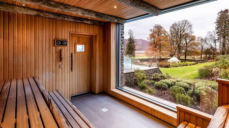 Lodore Falls Hotel and Spa is one of the top spa hotels in the Lake District