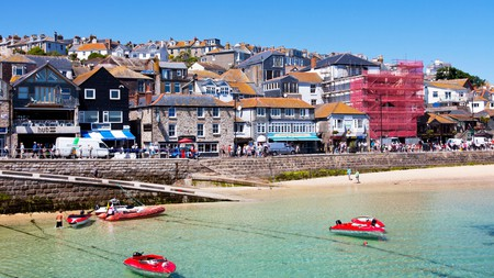 A holiday in St Ives, England, offers a perfect blend of culture and adventure