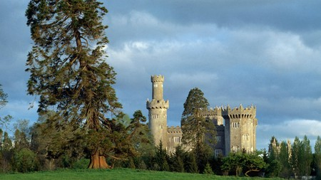 Charleville Castle in County Offaly is said to be one of the most haunted places in Ireland
