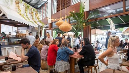 Byron Bay boasts an abundance of breakfast options