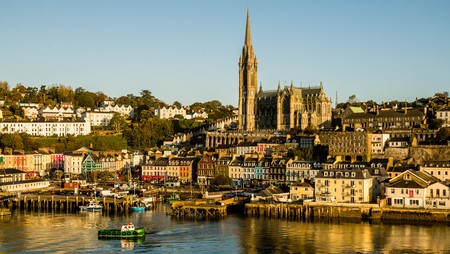 Cork's attractions reflect the rich history of Ireland's second city