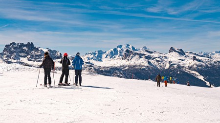 The Italian Alps could be the perfect ski destination for you