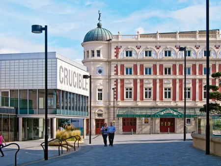 Crucible Theatre and Lyceum Theatre, Sheffield