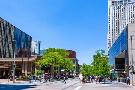 Denver, Colorado, USA, has ample shopping opportunities