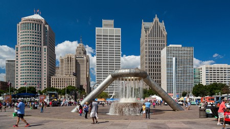 Detroit, Michigan, is a thriving metropolis with something for everyone