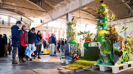 A former industrial hub, Eindhoven is now known as the design capital of the Netherlands, hosting events such as Dutch Design Week
