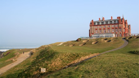 Movie buffs will be chuffed to hear that The Headland Hotel served as a filming location for the adaptation of Roald Dahl's The Witches