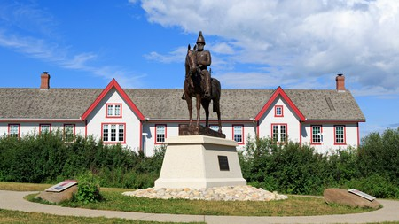 To learn more about Calgary's past, visit Fort Calgary