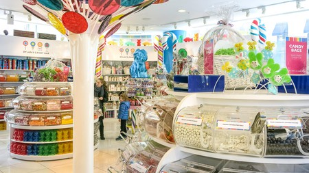 Dylan's Candy Bar has something to satisfy your sweet craving