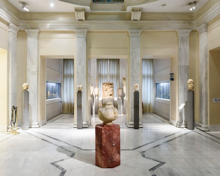 Collections of the Benaki Museum include Greek art objects from all periods, giving a fascinating insight into Greek culture through the ages