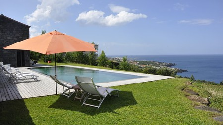 There are plenty of gorgeous Airbnb options to choose from in the Azores