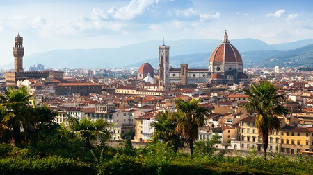 Seeing Florence from above is an essential part of a visit to the Tuscan capital