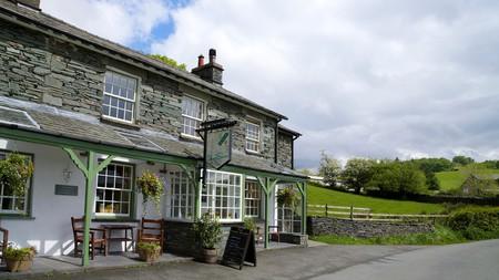 Three Shires Inn, Little Langdale, Lake District