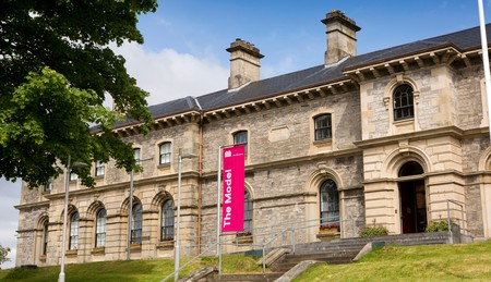 The Model contemporary Irish art centre is home to the impressive Niland Collection