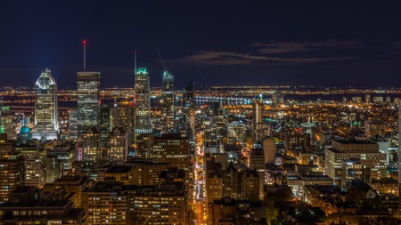 Montreal is a great destination for nightlife