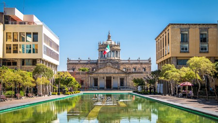 Mexico's rich history and culture provide ample material for the country's best museums, including the Hospicio Cabañas in Guadalajara