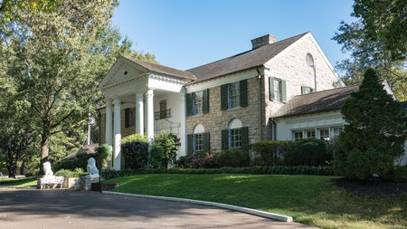 A visit to Graceland, where Elvis Presley lived, is one of the coolest things to do in Memphis