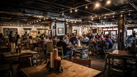 Pecan Lodge is a top spot for barbecue foodies in Dallas, Texas