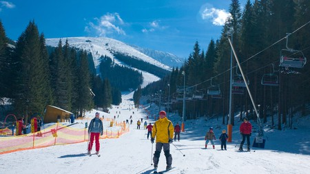 Slovakia's Jasna ski resort is one spot in Europe where it's possible to get away from the crowds and queues